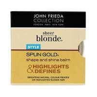 John Frieda Sheer Blonde Spun Gold Shape & Shine Balm 35g