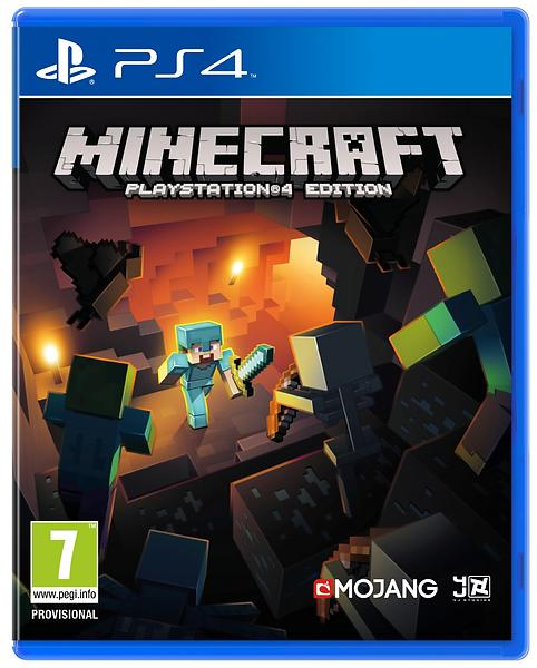 Minecraft PlayStation 4 Edition Price Comparison Find