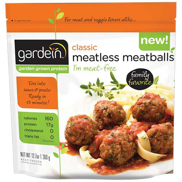 Gardein Meat Free Vegetarian Meal Classic Meatless ...
