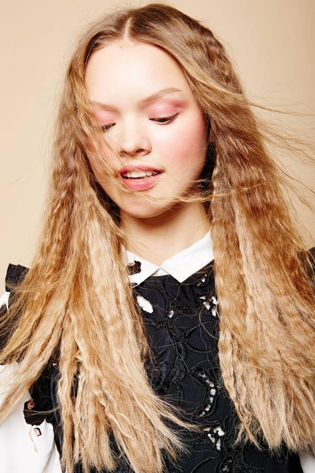flat iron hairstyle ideas