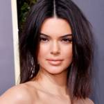 Kendall Jenner Shares Nude Black And White Photo