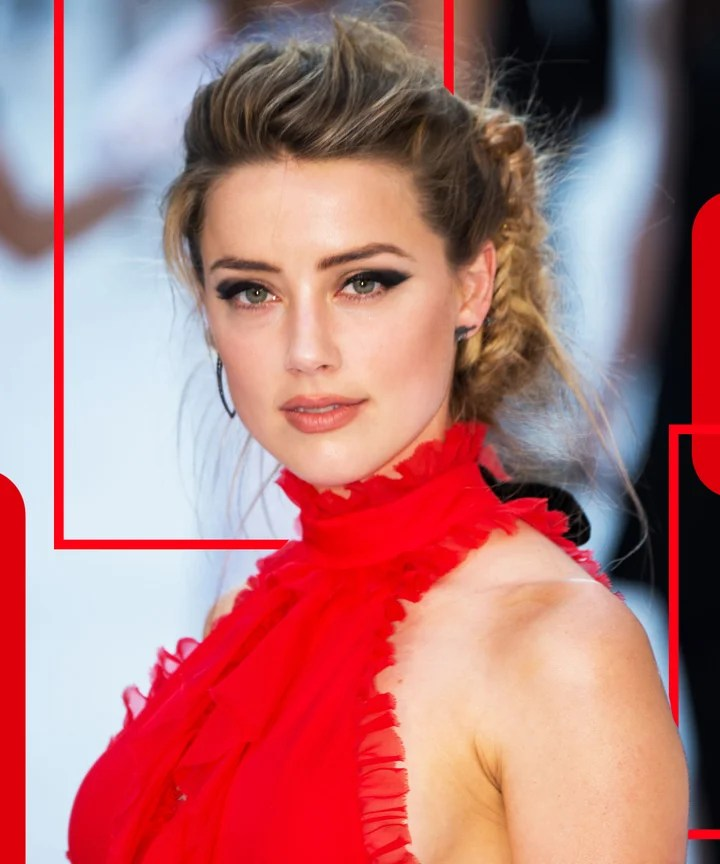 amber heard talks harassment