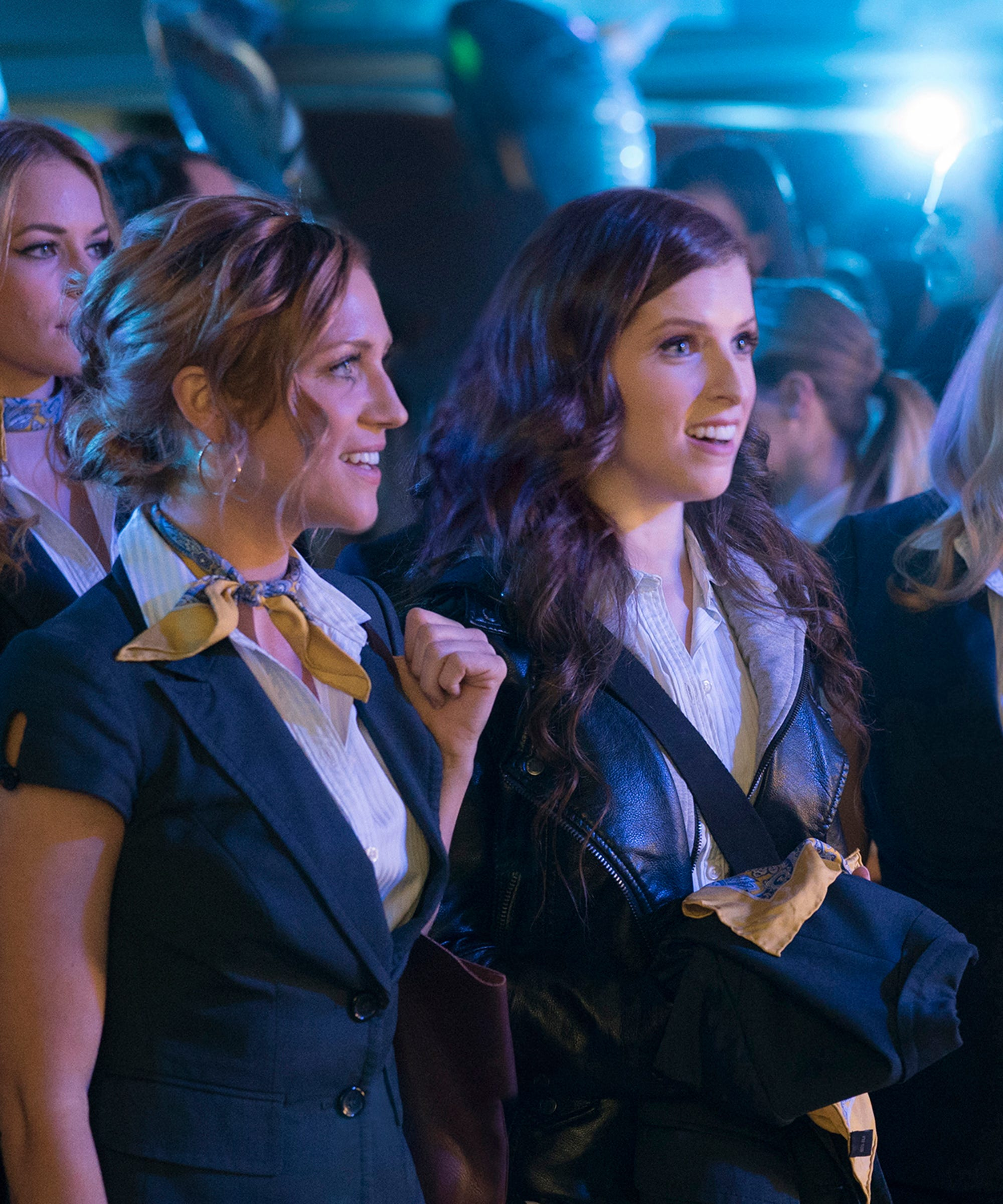 pitch perfect 3 tribe
