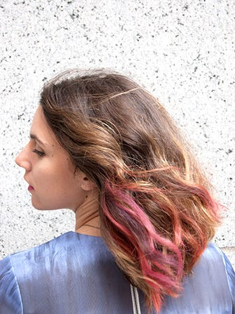 LOreal Hair Chalk Sunset Dye