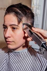 womens barber haircuts