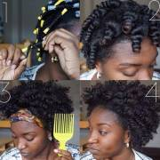 easy natural hairstyles transitioning