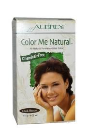 ppd-free hair dye - box color