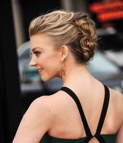 Natalie Dormer Shows Off New Half Shave Cut