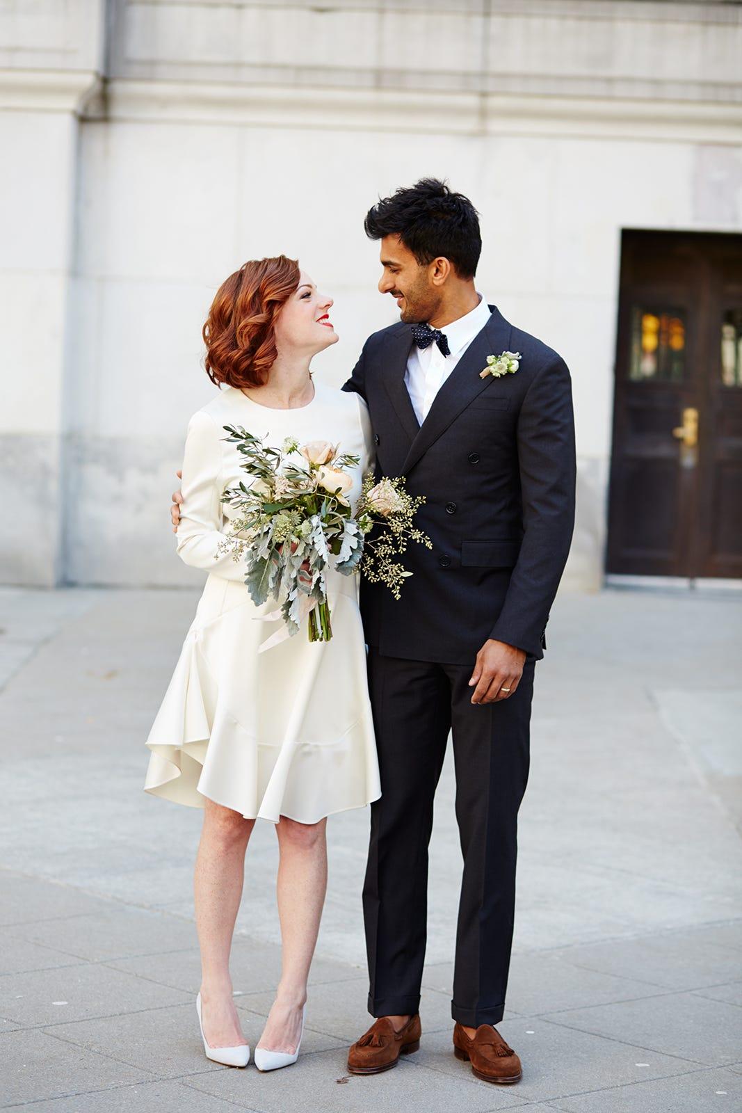 Wedding Attire Knot