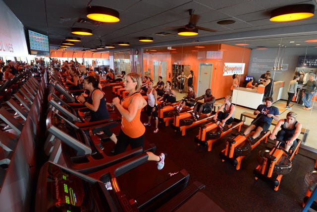 Orangetheory Weightloss Challenge