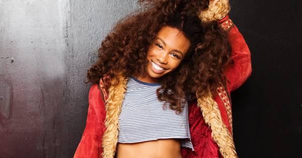 Black Woman Neo Soul Singer