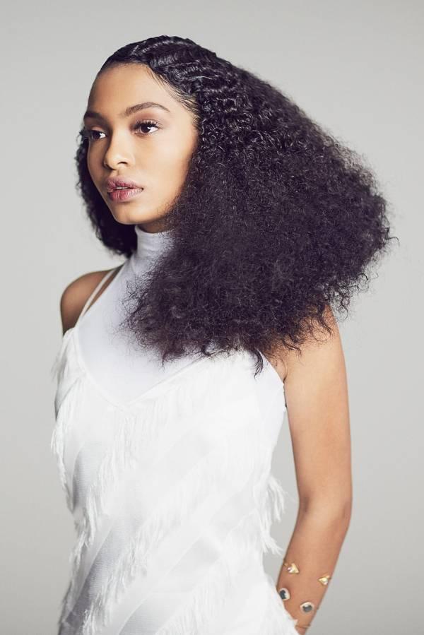 Yara Shahidi Hair