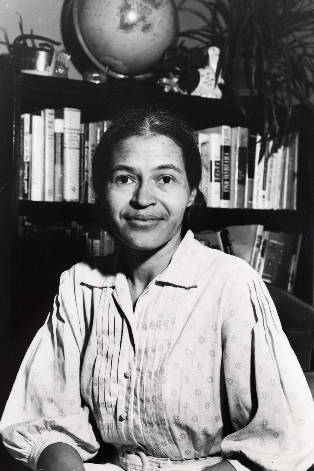 Rosa Parks S Legacy Beyond The Bus