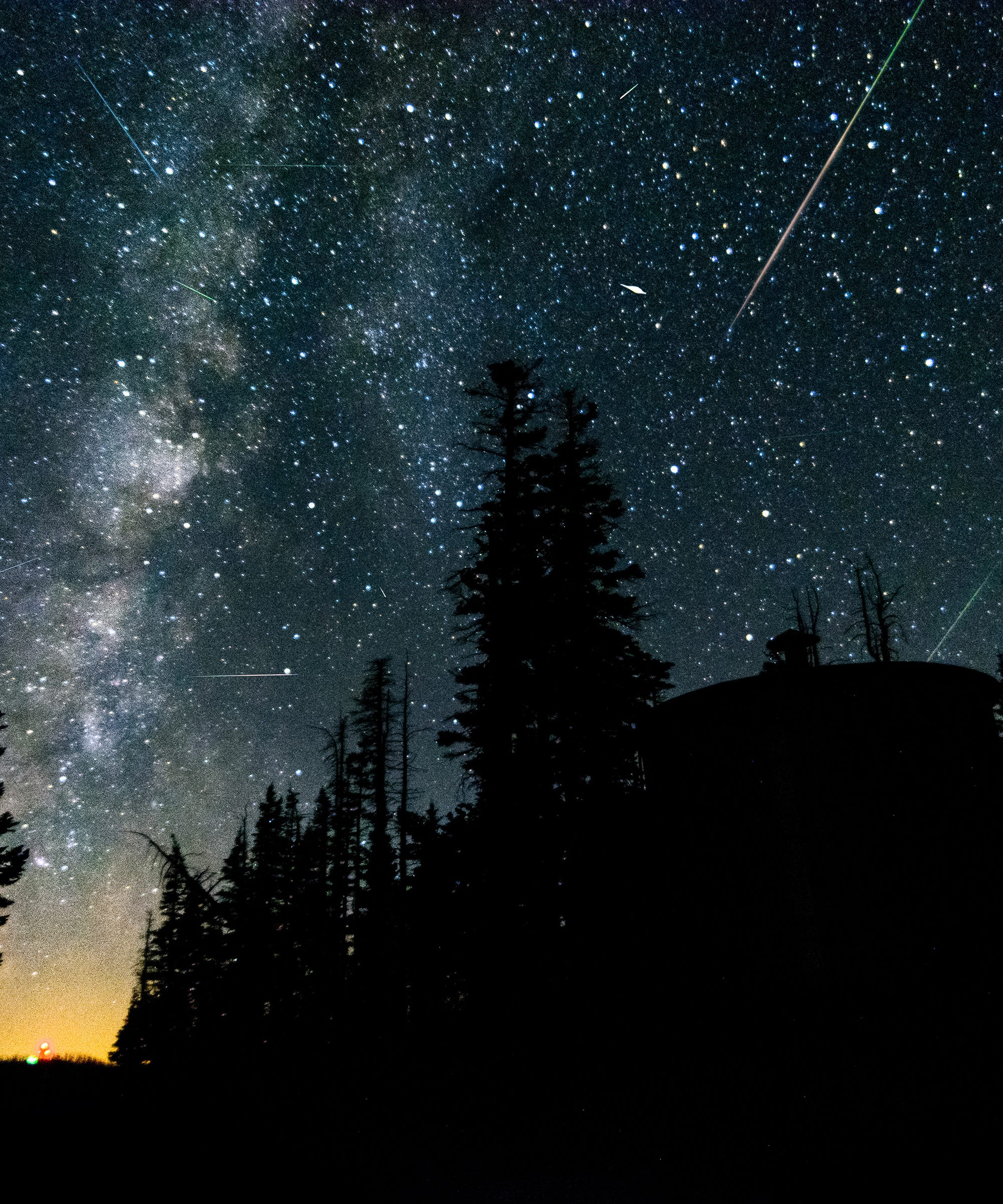Meteor Showers on Flipboard  Eta Aquarids Space NASA