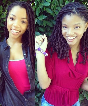 Pretty Hurts Video Beyonce Cover Chloe Halle Bailey