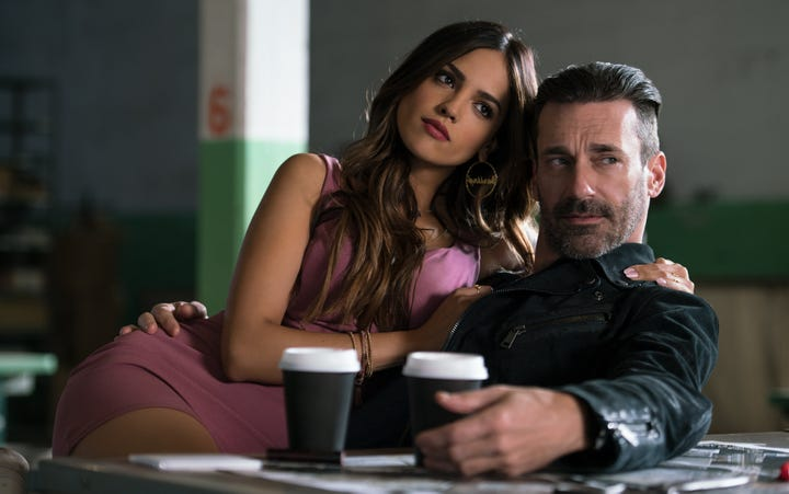 Image result for jon hamm baby driver