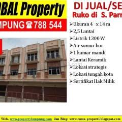 Toko Baja Ringan Bandar Lampung Kota Jalan S Parman Iproperty