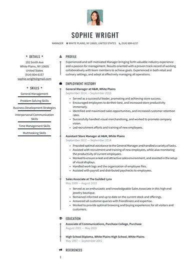 Your free resume template is only the beginning of the design process. Job Winning Resume Templates 2021 Free Resume Io
