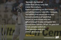 fitting quotes sachin