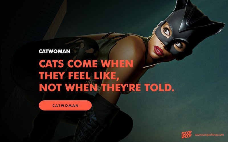 Short Superhero Quotes