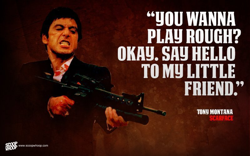 Gangster Relationships Quotes About
