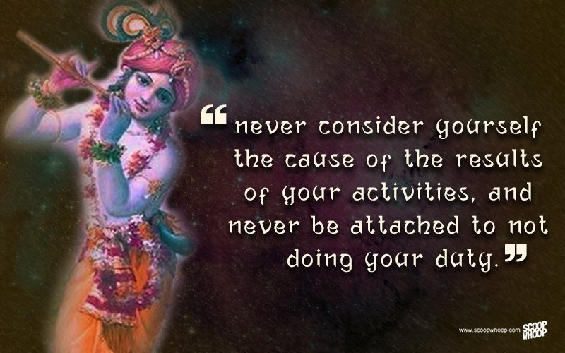 Kannada Love Quotes Wallpapers 25 Quotes By Krishna That Are Relevant Even Today