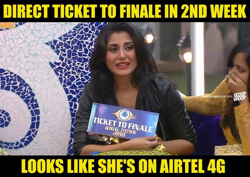 235116020 rimi sen cried like a baby on bigg boss 9 & these 14 memes perfectly