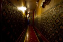 Hotel Haunted Guests Sign Waiver
