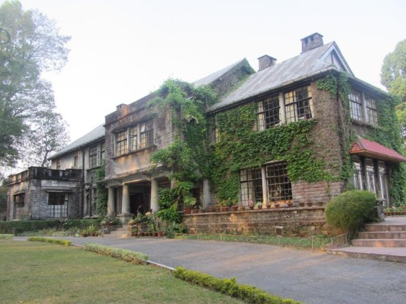 india haunted hotels