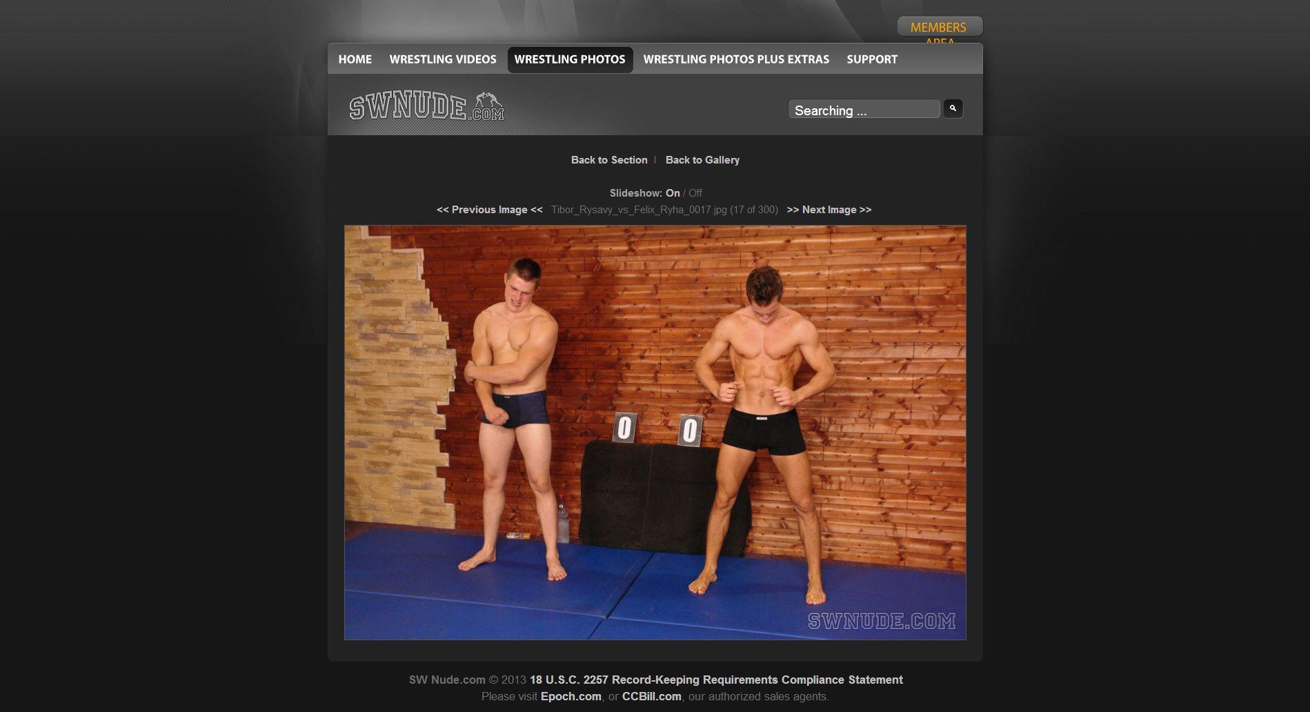SW Nude  William Higgins Cash  affiliate program