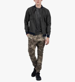 ZANEROBE Palm Camo Sureshot Chino Pant Model Picutre