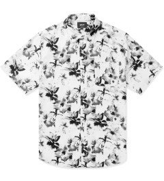 HUF White Floral S/S Woven Shirt Picture