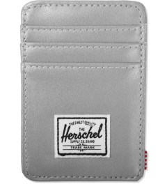 Herschel Supply Co. Silver Raven 3M Cardholder Picture