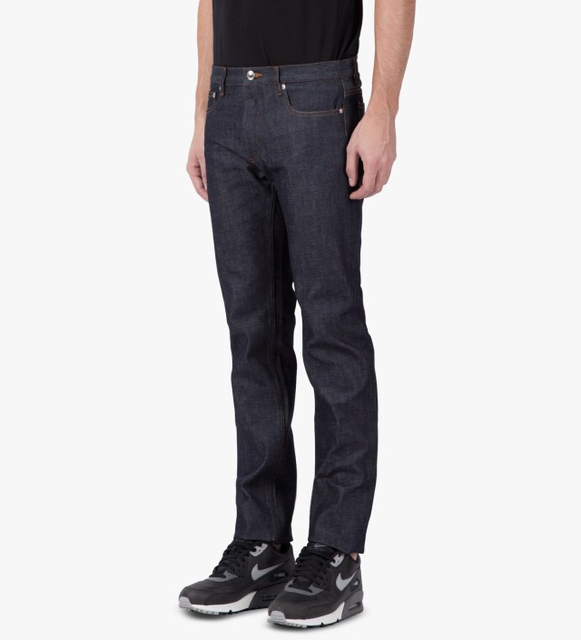 Indigo New Cure Jeans