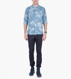 P.A.M. Denim Litmus Shirt Model Picture