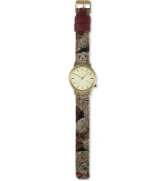 KOMONO Teddy Wizard Print Watch Model Picture