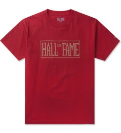 Hall of Fame Red Logo Jumbotron T-Shirt Picutre