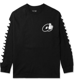 Hall of Fame Black A#1 L/S T-Shirt Picture