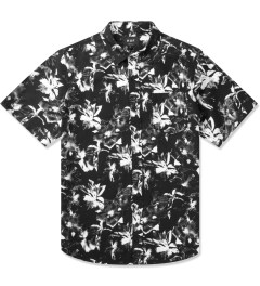 HUF Black Floral S/S Woven Shirt Picture