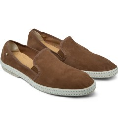 Rivieras Brown Sultan 10 Shoes Model Picutre