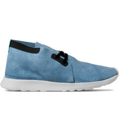 Native Shibori Blue/Shell White Apollo Chukka Dyed Shoes Picture