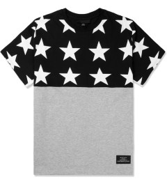 Black Scale Black All Star T-Shirt Picture