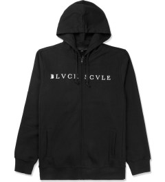 Black Scale Black Starphomet Zip Hoodie Picture
