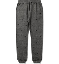 Staple Charcoal Repeat Pigeon Sweatpants Picutre