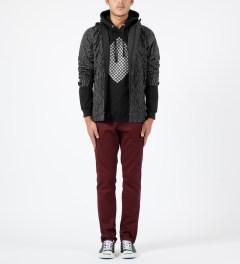 ICNY Black Diamond Sweatshirt Hoodie Model Picture