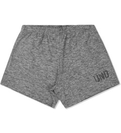 Undefeated Heather Grey Track Shorts II Picture