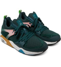 Puma Ponderosa Pine Blaze of Glory Wilderness Shoes Model Picture