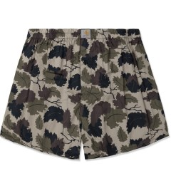 Carhartt WORK IN PROGRESS Camo Mitchell Print Boxer Short Picutre