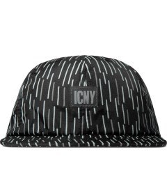 ICNY Black Rain 6 Panel Sport Cap Picture