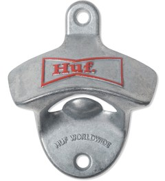 HUF Silver Mounted Bottle Opener Picture